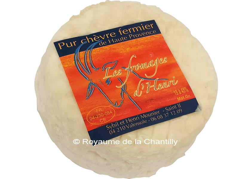 Fromage d'Henri - Valensole